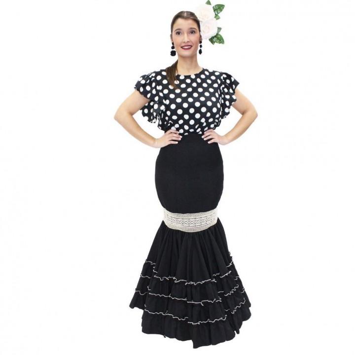 a2c73446d Trajes flamenca niña > Faldas y blusas flamencas
